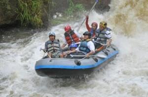 Kasembon Rafting Malang